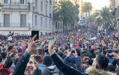 Algérie / Éloge de La Révolution tranquille du 22 février 2019