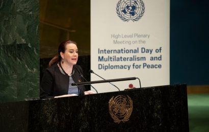 L'Assemblée générale des Nations Unies clôt sa 73e session