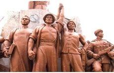 Chine / (1/3) Mémoire des luttes de libération patriotique
