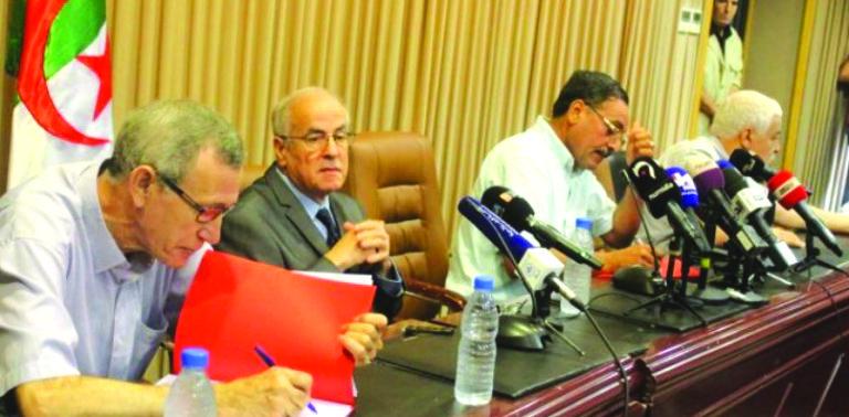 Algérie / Le panel, ou comment contrer le hirak