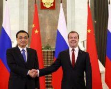 Le PM chinois en visite en Russie pour une relation plus forte dans la nouvelle ère
