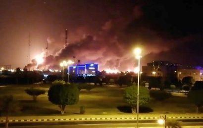 10 drones yéménites frappent des installations pétrolières stratégiques en Arabie Saoudite