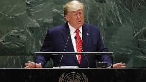 Discours de Donald Trump lors de la 74ème assemblée générale de l'ONU