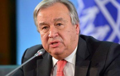 « Les droits de l'Homme sont attaqués » : le cri d'alarme du secrétaire général de l'Onu