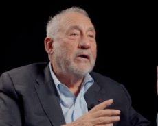 Un prix Nobel face au krach à venir ? Joseph Stiglitz.