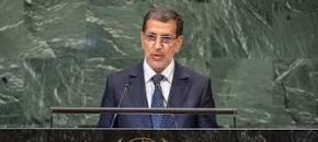 Maroc / Le chef du gouvernement Saad-Eddine El Othmani, devant la 74ème session de l'Assemblée générale de l'ONU