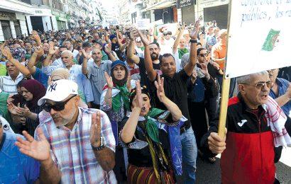 Algérie / 33ème vendredi de mobilisation populaire : La rue persiste et signe