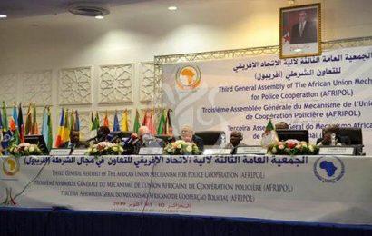 L'Algérie réélue à la tête de l'Afripol pour un nouveau mandat