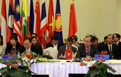 L'ASEAN et la Chine discutent de la mise en œuvre du DOC