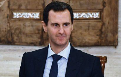 Syrie / Tahhan: «Nous assistons à la victoire finale d'Assad et ses alliés contre la France et ses alliés»