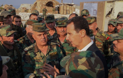 En Syrie, l'Occident en échec et mat