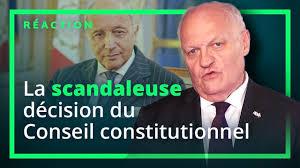France / La scandaleuse décision du Conseil constitutionnel – François Asselineau