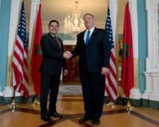 Maroc / Les satellites iraniens en Afrique du Nord au coeur des discussions entre Nasser Bourita et Mike Pompeo