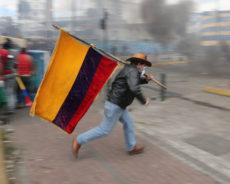 Crise en Équateur : le printemps des bourdons