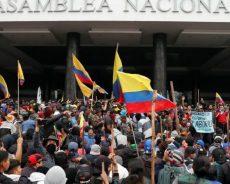 Equateur / Déclaration d'Acción Ecológica face aux mesures prises par le gouvernement de Lenin Moreno