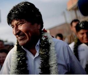 Bolivie / Un nouveau coup dur pour l'impérialisme américain