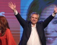 Présidentielle en Argentine : le péroniste Alberto Fernandez l'emporte dès le premier tour