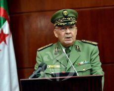 Algérie / Gaïd Salah relève les efforts «soutenus» de l'ANP pour faire sortir l'Algérie de sa crise