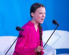 Sommet climat à l'ONU : discours «militant et violent» de Greta Thunberg