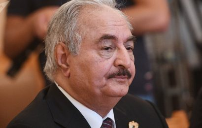 Khalifa Haftar à Sputnik : je ne songe pas encore à briguer la présidence de la Libye