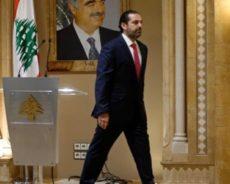 Liban / Démission de Saad Hariri