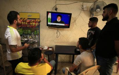 Liban / Nasrallah invite les protestataires au dialogue et alerte sur l'ingérence étrangère