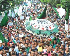 Algérie / 34ème vendredi de protestation : La mobilisation continue