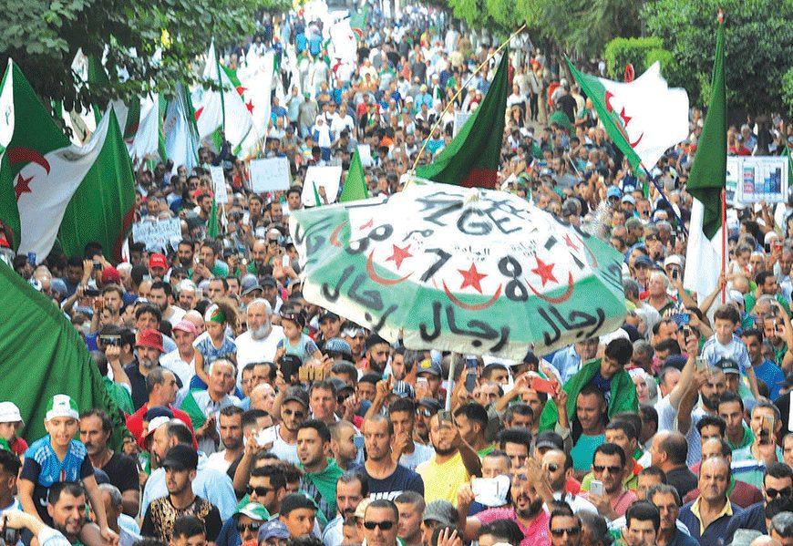 Algérie / L'irréversible Hirak à l'épreuve du temps