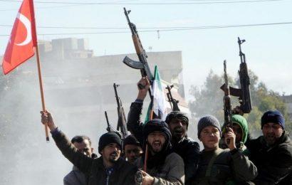 Syrie / Les Occidentaux qui ont soutenu les « rebelles modérés » islamistes se rendent soudain compte que ce sont des terroristes lorsqu'ils lancent le « génocide » des Kurdes