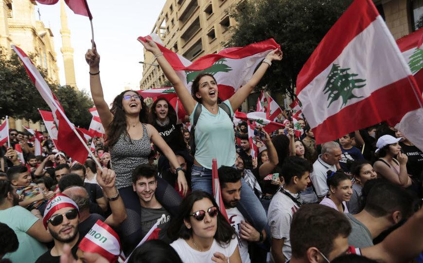 Liban / «ce soulèvement ne se transformerait pas en guerre civile à moins que des forces extérieures ne s'ingèrent»