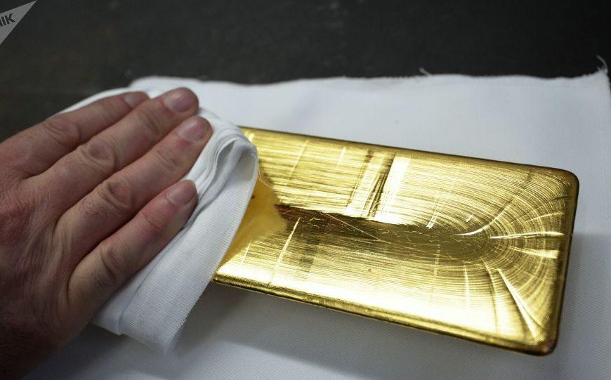 Quelles perspectives pour la production d'or en Algérie : les réserves d'or détenues par l'Algérie en janvier 2020 sont au même niveau qu'en 2009