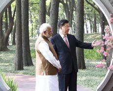La Chine et l'Inde forment un triangle avec la Russie