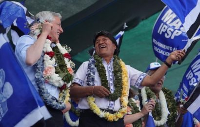 Bolivie / Evo Morales élu au premier tour