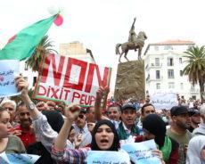 Algérie / La rue rejette l'élection à la veille de la clôture des dossiers pour la présidentielle