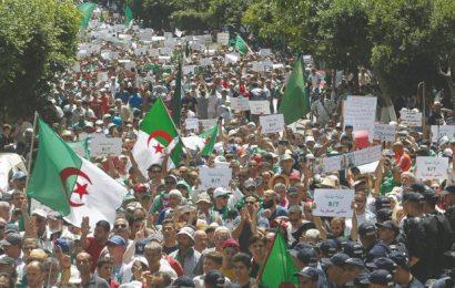 Les peuples de la terre se commandent-ils ou sont-ils mus par la raison dans l'histoire ? Hirak, l'esprit de Hegel dans l'esprit du peuple algérien ?