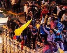 Equateur / Moreno quitte la capitale et accuse Maduro et Correa d'être à l'origine des troubles