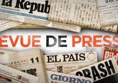Revue de presse du 03/05/2020