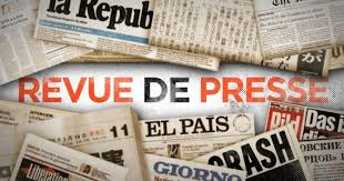 Revue de presse du 27/10/2019