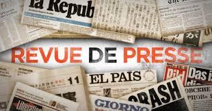 Revue de presse du 10/01/2021