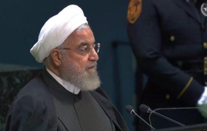 Discours de Rohani à l'ONU : l'Iran dit « non » à toute négociation sous la pression de sanctions