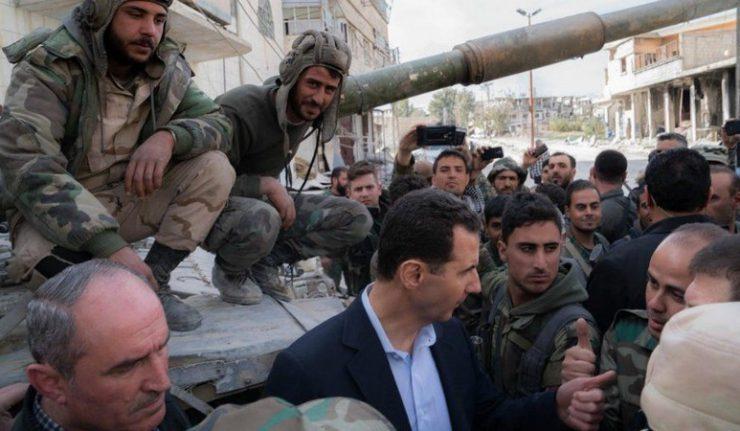 El Assad évoque la situation des Kurdes de Syrie – Les Etats-Unis «s'efforcent de faire obstacle» aux négociations
