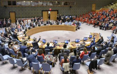 ONU / Conseil de sécurité (réunions & communiqués)