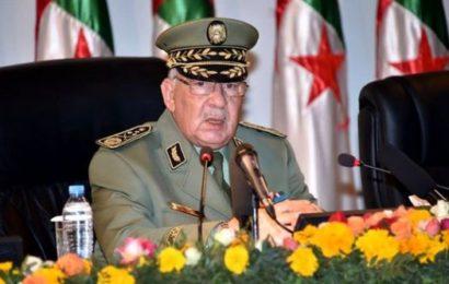 Algérie / Ahmed Gaïd Salah dit non à l'ingérence étrangère