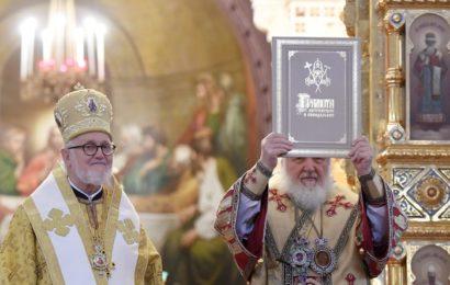 Orthodoxie : l'archevêché d'Europe occidentale officiellement rattaché à l'Eglise russe