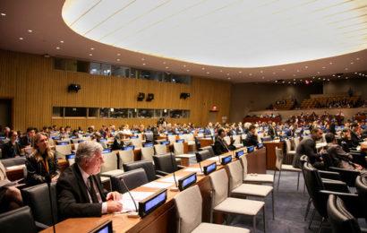 ONU / Couverture  des travaux de l'Assemblée générale et de ses 6 Commissions