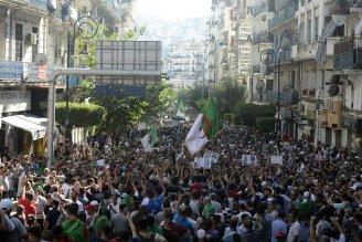 Algérie. Quand celles et ceux d'en bas ne veulent plus….