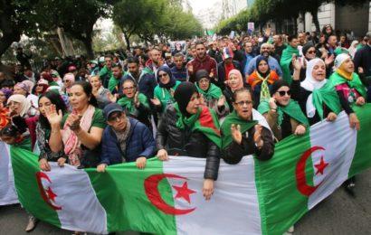 Les Algériens, seuls sur le chemin de la liberté… comme en novembre 54