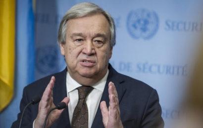 Lettre à l'ONU sur le renouvellement du mandat de la Minurso au Sahara Occidental