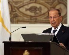 Le président libanais: seul le dialogue peut résoudre les crises