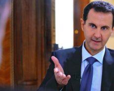 Bachar el-Assad assure que les terroristes étrangers seront soumis «à la loi syrienne» dans son pays